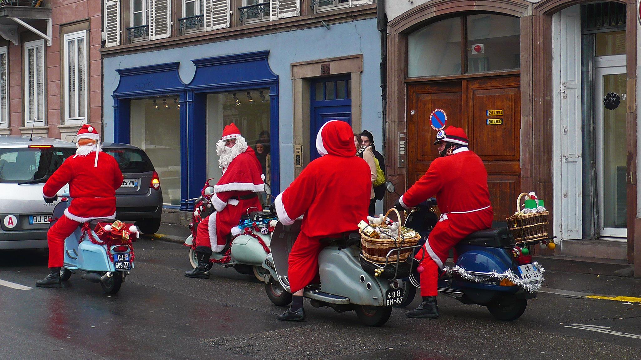 bildeoppgave julenisser