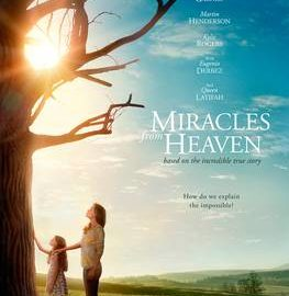 Miracles from heaven (plakat)